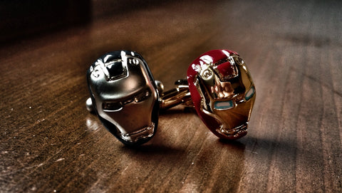 Iron Men Cufflinks