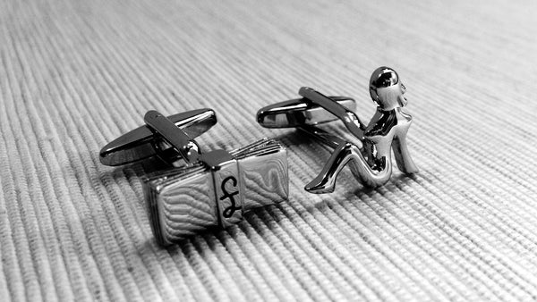 What Women Want Cufflinks