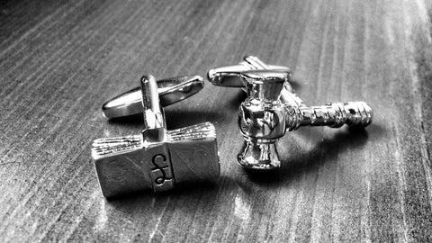 Buying The Judge Cufflinks