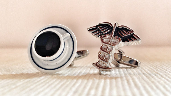 All Night Doctor Cufflinks