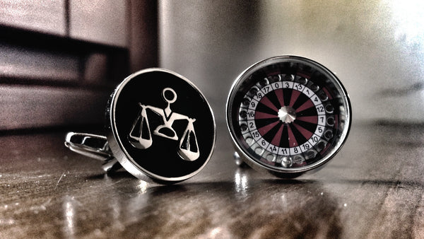 Fair Game Cufflinks