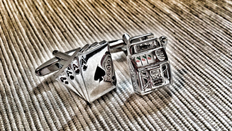 The Gambler Cufflinks