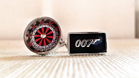 007 Casino Royal Cufflinks