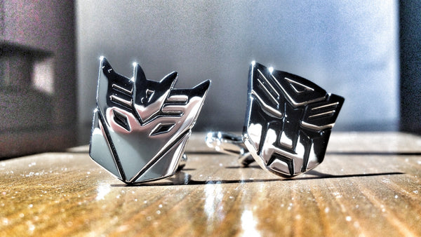 The I Love Megan Fox Transformers Cufflinks