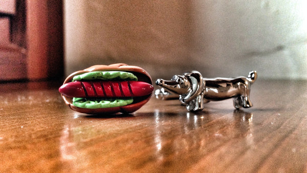 Double Dog Cufflinks