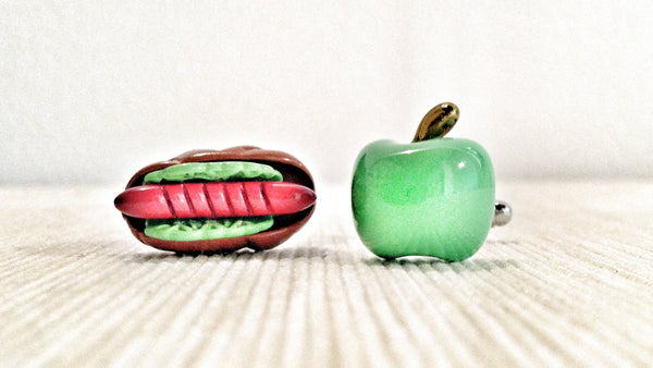 Fat Kid Cufflinks