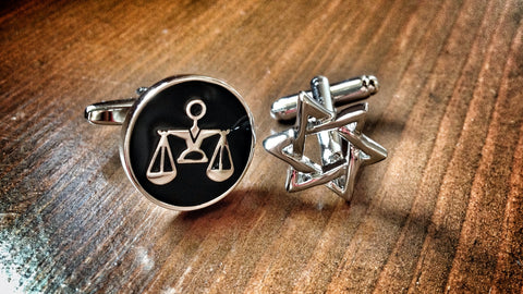 Talmudic Law Cufflinks