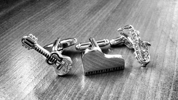 Triple Threat Cufflink Set
