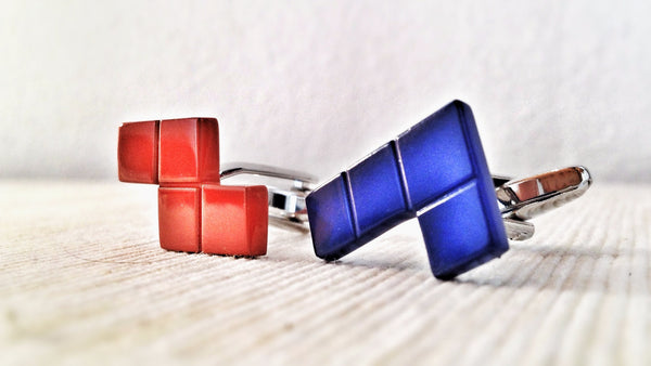 Hipster Square Cufflinks