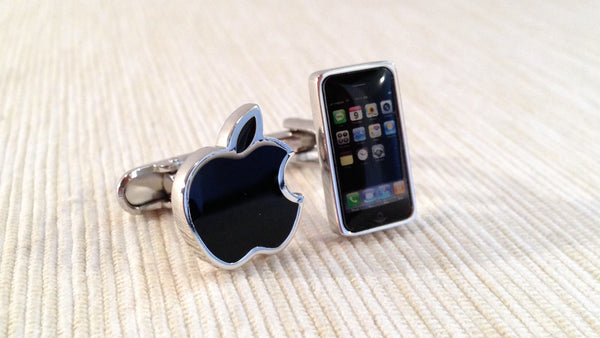 Apple Inc. Legend Cufflinks