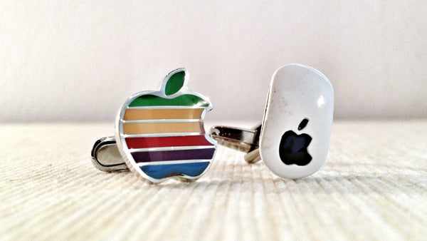 Apple Icons Cufflinks