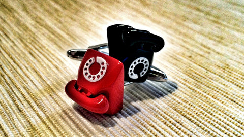Call Me Maybe Cufflinks