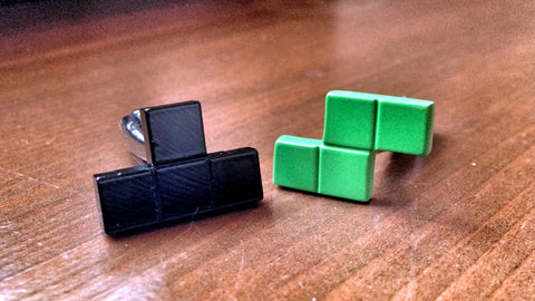 1984 Video Game Cufflinks