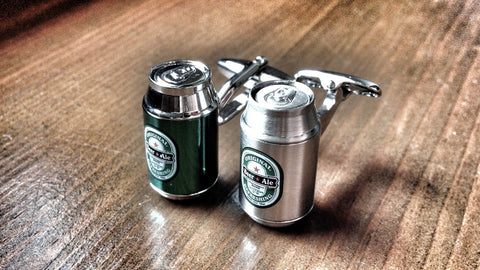 Beer Festivals Cufflinks