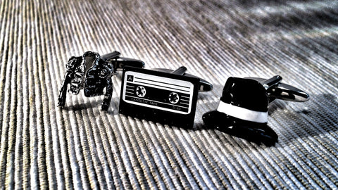 King of Pop Cufflink Set