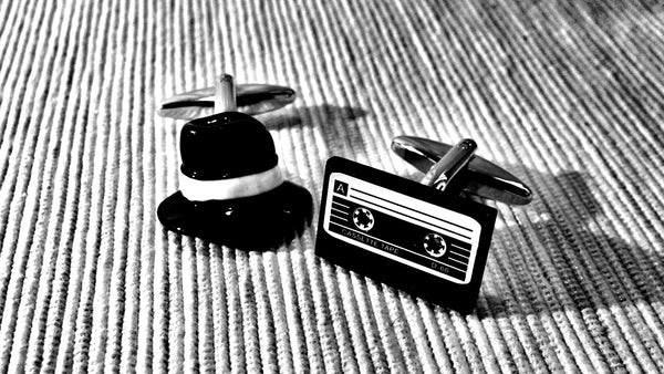 Moonwalk Cufflinks