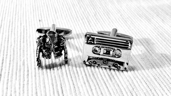 Just Beat It Cufflinks