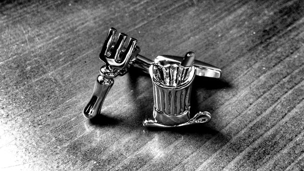 Cooking Cufflinks