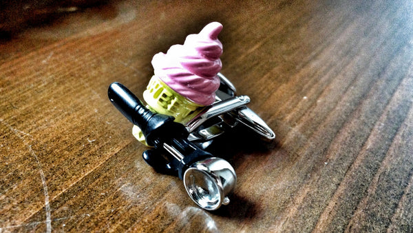 Ice Cream Parlor Cufflinks