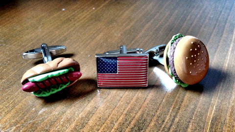 Made in the USA Cufflink Set