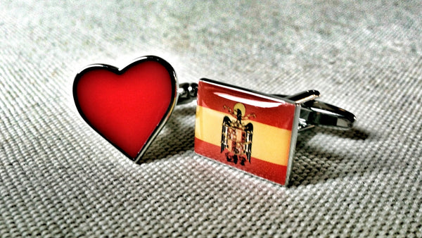 Latin Lover Cufflinks