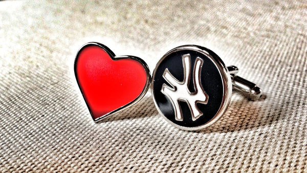 The Baseball Experience Cufflinks