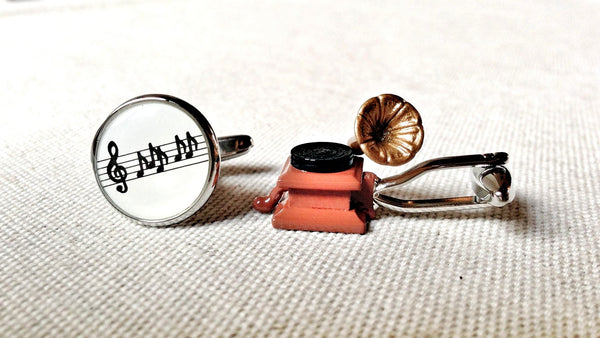 The Good Old Days Cufflinks