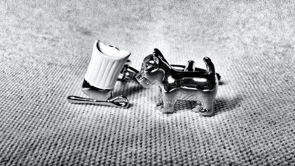 Gourmet Dog Cufflinks