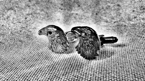 American Bald Eagle Cufflinks