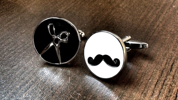 The Barber Cufflinks