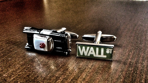 Honesty on Wall Street Cufflinks