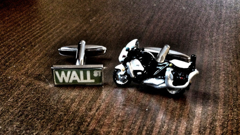 Finance Fantasies Cufflinks