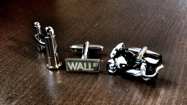 Abominable Human Beings Cufflink Set