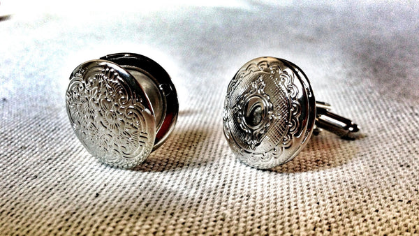 (Harry Potter's) Locket Cufflinks