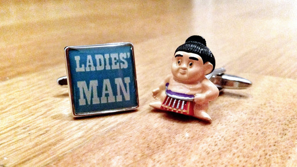 Ladies' Man Cufflinks