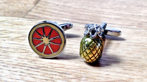 Slice of Paradise Cufflinks