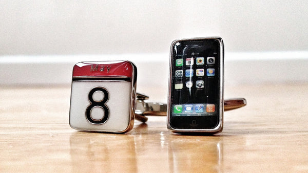 Apple A Day Cufflinks