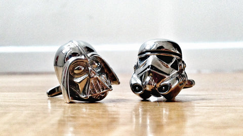 Dark Side for Life Cufflinks