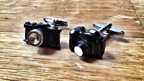 Instagram Photographer Cufflinks