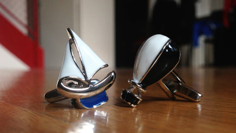 The Adventurer Cufflinks