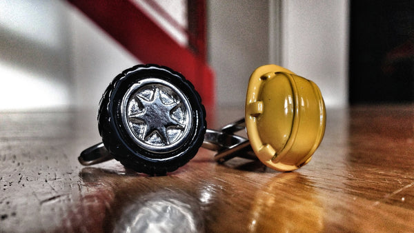 Roadblock Cufflinks