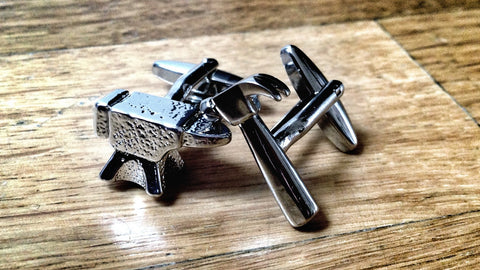 Blacksmith Cufflinks