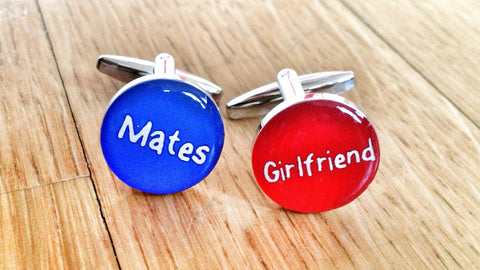Bros Before Hoes Cufflinks