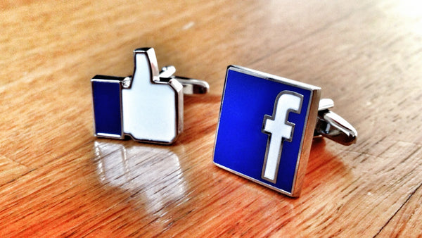 Like These Cufflinks on Facebook