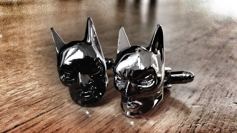 Batman Fanatic Cufflinks