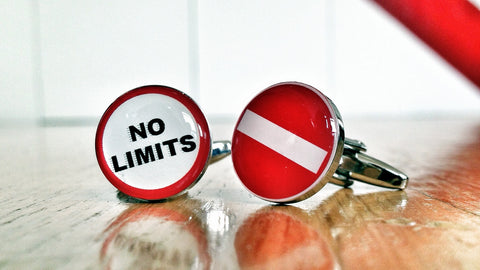 No Limits Cufflinks