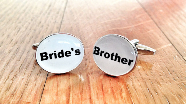 Bride's Brother Cufflinks
