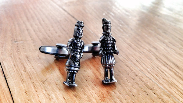 Terracotta Army Cufflinks
