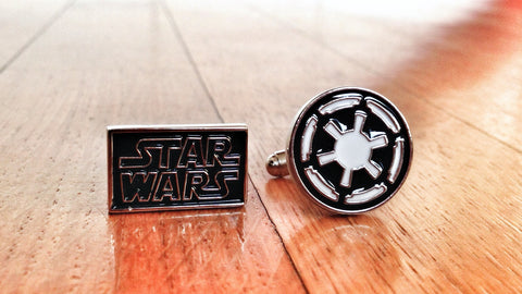 Star Wars Galactic Republic Cufflinks