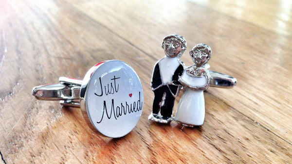Cufflinks for Marriage